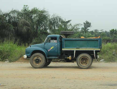 africa truck dumptruck lagos vintagetruck greentruck lagosnigeria
