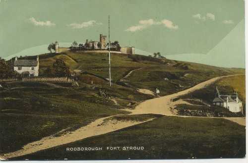 Rodborough Fort 45   by angust