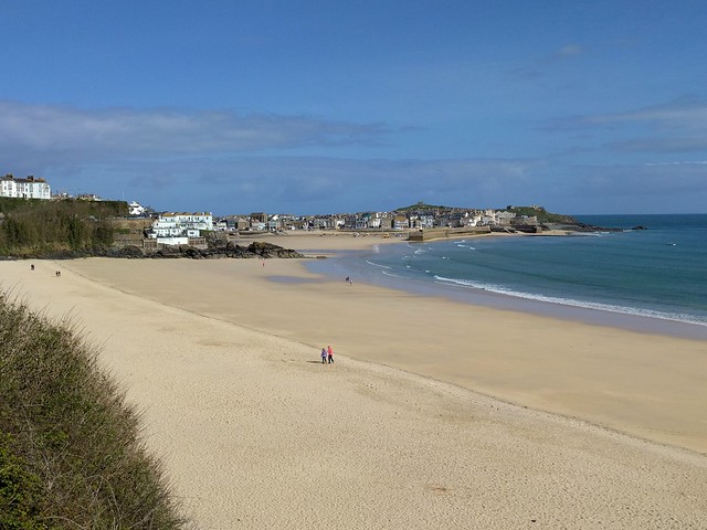 Leaving St Ives #SWCP #sh