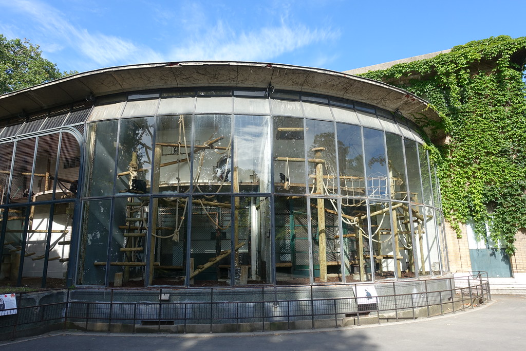 Menagerie Zoo Jardin Des Plantes Paris Guilhem Vellut Flickr