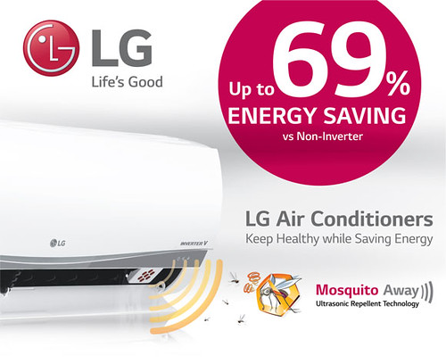 LG Mosquito Away AC | by smarthomes2015