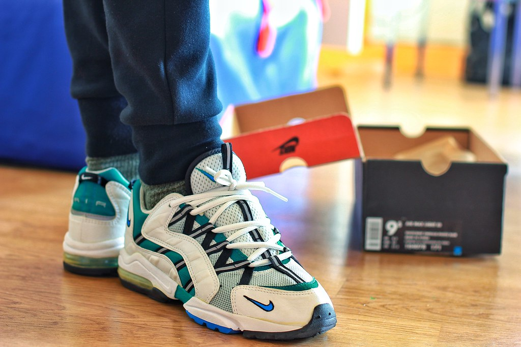 1996 DS Nike Air Max Light III (Made in Korea) | Mayor | Flickr