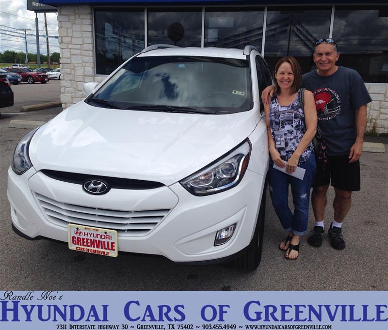 Hyundai Greenville Sc: Congratulations To Ilene Parker On Your #Hyundai #Tucson P