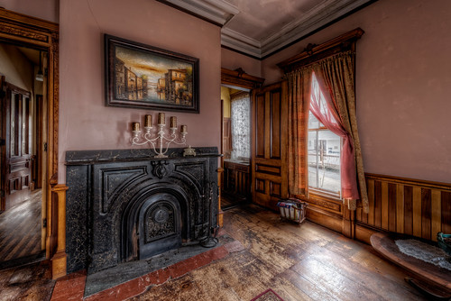 Fireplace | by Frank C. Grace (Trig Photography)