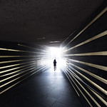 Inside Irish Hunger Memorial