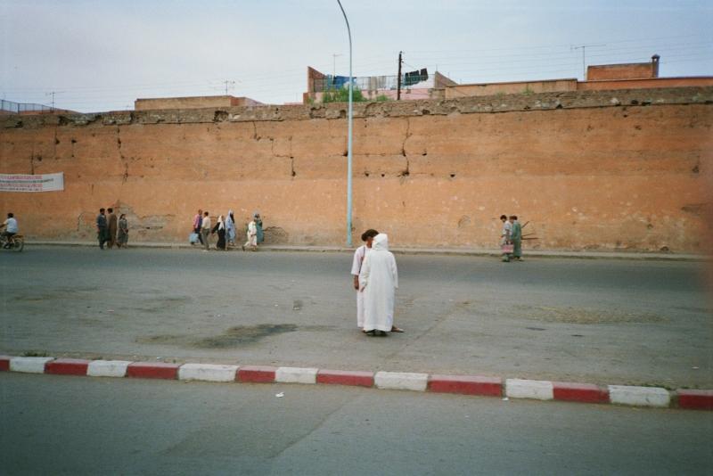 Town Wall Marrakesh