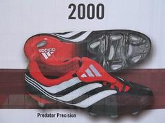 Relacionado El otro día pacífico  Adidas Predator boots 2000 | WorldCup Blog | Flickr