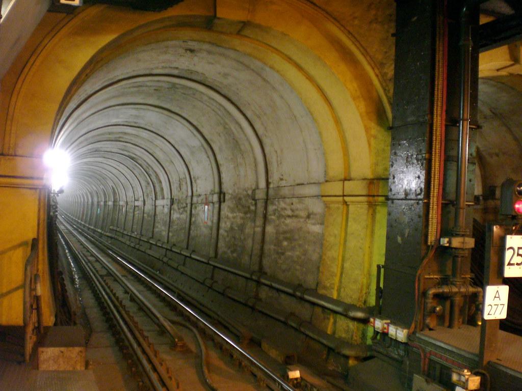 Brunel's tunnel