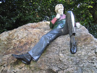 OSCAR WILDE - MERRION SQUARE | by infomatique