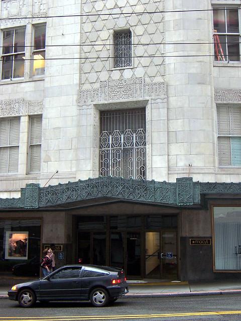 Seattle, WA Macy's (the bon Marche) Entrance