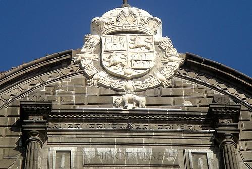 Escudo de Castilla y de León