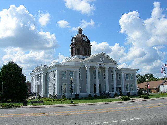 Appling County Court House