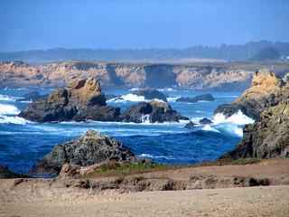 Glass Beach, Fort Bragg, CA | by davduf