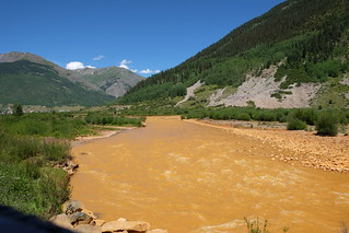Polluted Animas River | by Flickmor