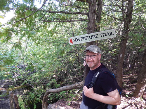 Manitoulin Island - Cup and Sauce Trail - adventure trail - 1