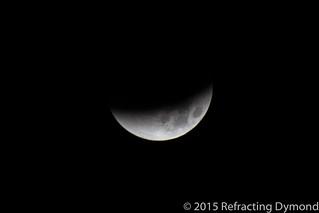 Lunar Eclipse | by refractingdymond
