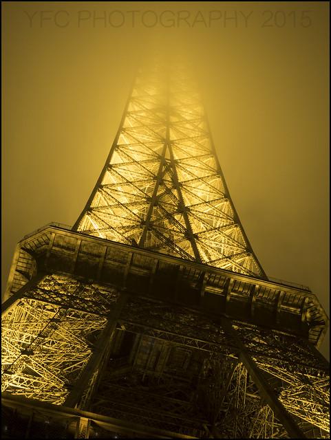La torre y la nube