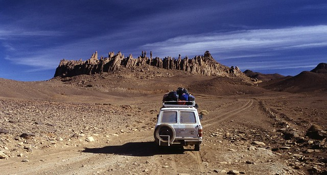 Between Assekrem and Hirhafok, north of Hoggar