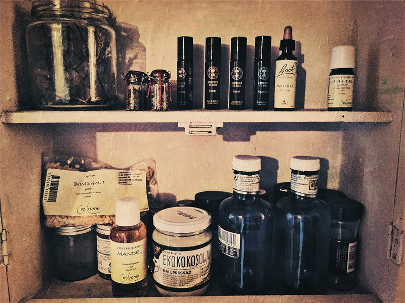 magicK potions in the hall
