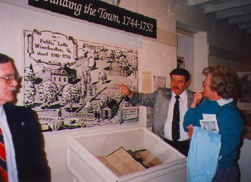 James Wood and the Founding of Winchester Exhibit