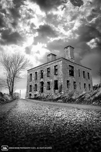 ireland house history castles abandoned galway clouds landscape photography ancient estate 17thcentury ruin darcy palaces cottages statelyhomes manorhouses kiltullagh