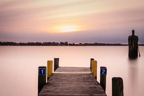 longexposure water sunrise dawn boat nc northcarolina launch neuseriver newbern unionpointpark vle nbnc