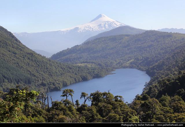 Parque Nacional Huerquehue, Chile