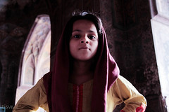 Defiant Madrassa girl