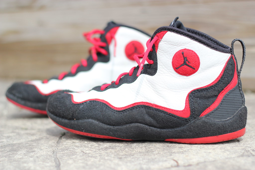 Jordan Trainer Wrestling Shoes   Size 9, 8.5/10 Condition   Flickr
