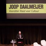 Voorzitter Raad voor Cultuur Joop Daalmeijer