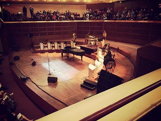 Our view for Max Raabe & Palast Orchester.  <squee> | by silent (e)