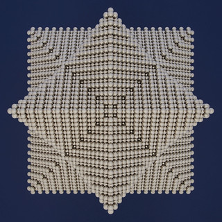 Stellated Rhombic Dodecahedron