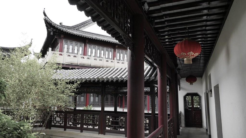 The Corridor and the Lantern