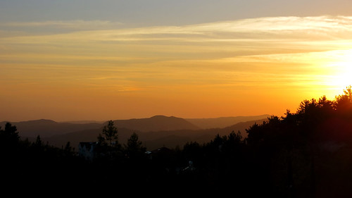 cyprus sunsets cipro troodos zypern agros