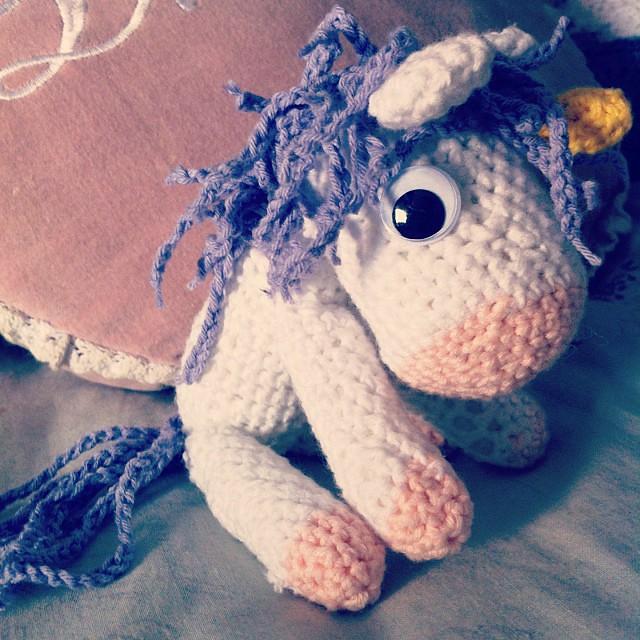 PDF Sea Unicorn Amigurumi Pattern Unicorn Seahorse Crochet | Etsy | 640x640