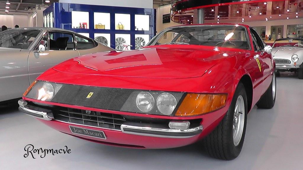 1970 Ferrari Daytona GTB/4