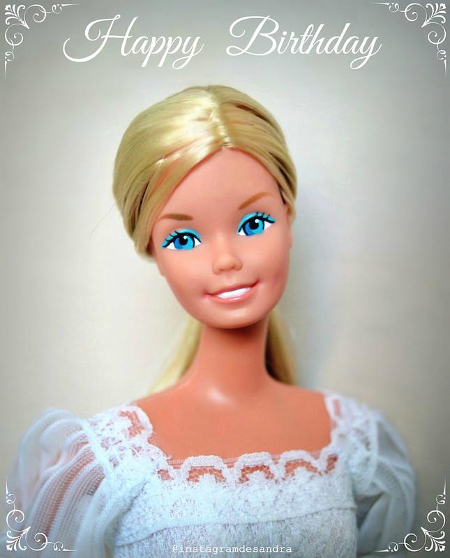Happy Birthday, Barbie