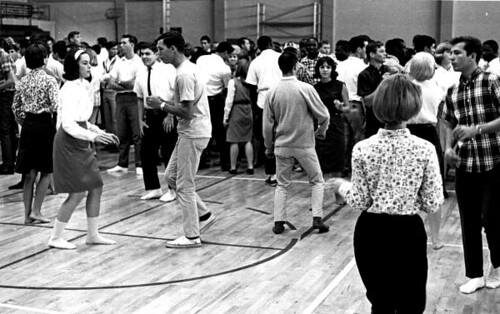 Sock Hop at JFK Health Center - Miami | by State Library and Archives of Florida