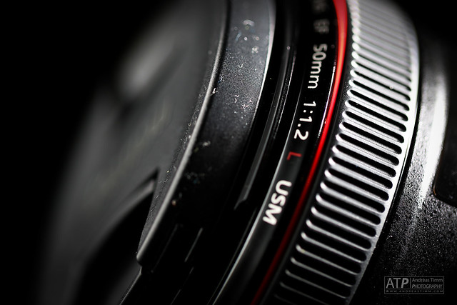 Unboxing the Canon EF 50mm f/1.2L USM