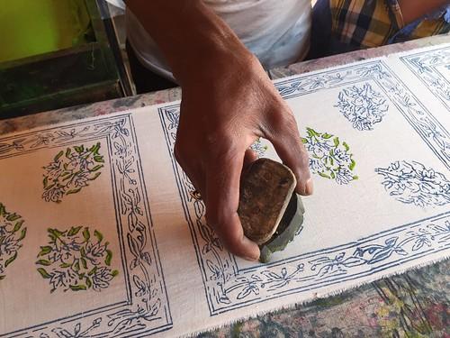 Block printing / Jaipur | by yosibiroum