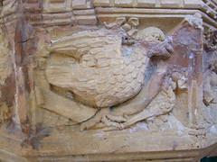 font: St John's eagle