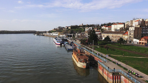 Belgrade Serbia March 2015 Downtown photo 4k | by markovucicevic