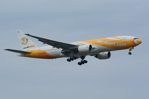Nokscoot, Boeing 777-200ER HS-XBA NRT | by masak2_ukon