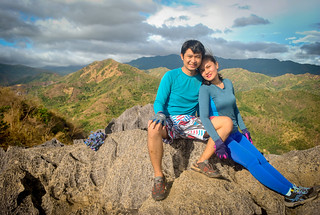 Mt. Hapunan Banoi   by couplemeetsworld