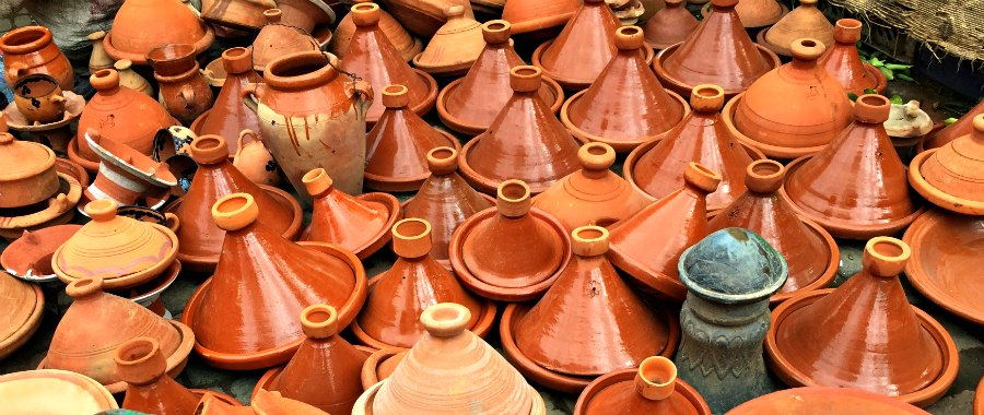 Things to do in Marrakech: Tagines