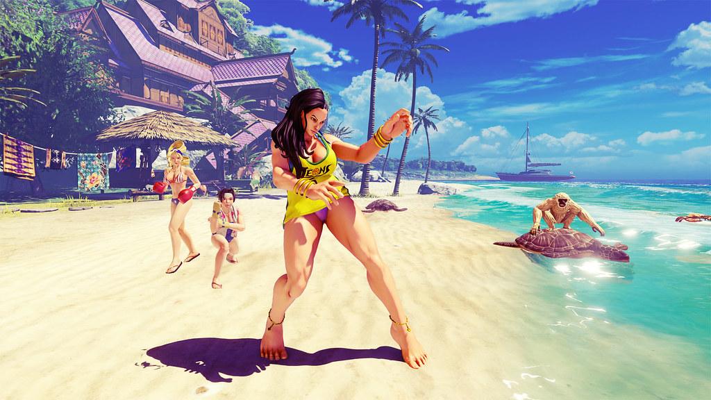 Street Fighter V: Laura | PlayStation Blog | Flickr