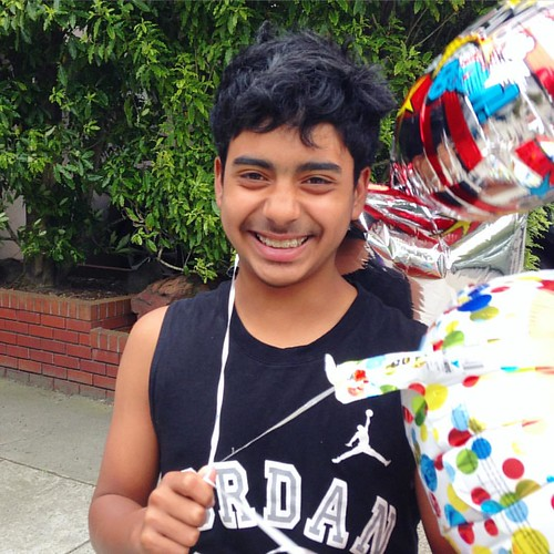 Happy 13th Birthday To My Nephew!! We Love You So Much! ️