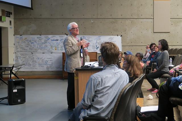 Ray Ison, Friday plenary