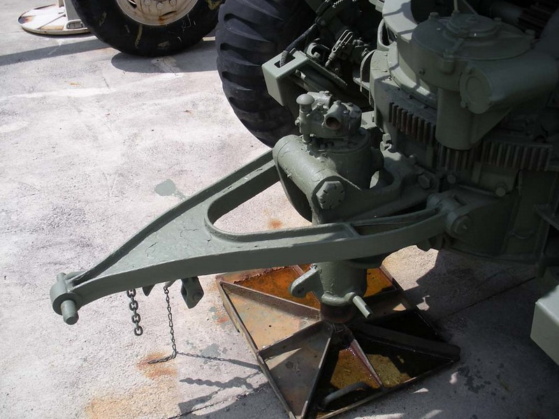 US 155mm M1A1 Howitzer 8