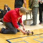 Engineering Olympics brings students from across the Western UP together to compete in several challenges, including:  toothpick bridges, trebuchets, mousetrap-powered cars, and tennis-ball launchers.  In 2015, 115 students came together with their projects to test their engineering skills!  Thanks to Engineering Fundamentals for facilitating the activities and the Michigan Space Grant Consortium for funding this year's event.